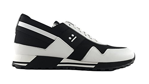 8ff794dc3f Brian Mills Sneakers Uomo Made in Italy 150B-NERO 40
