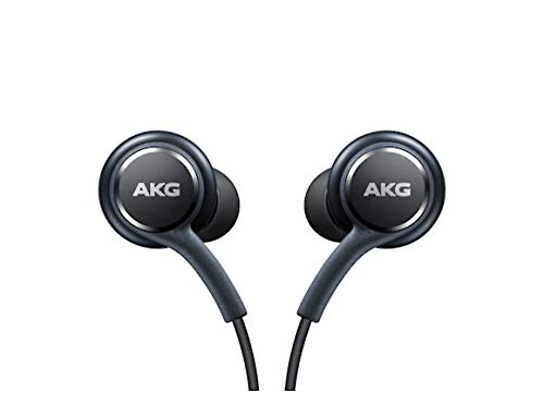 R&R in-Ear AKG Earphones with Mic, 3.5mm Handsfree Earphone Stereo Headset Mic for Samsung Galaxy S8/S8 Plus/S9/S9 Plus/S10/S10 Plus Image 3