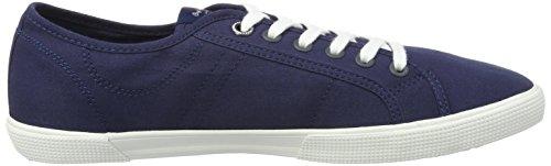 Pepe Jeans Aberman 2.1, Sneakers Basses Homme Bleu (SAILOR)