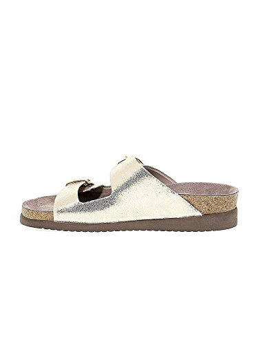 Mephisto Womens Harmony Leather Sandals Or