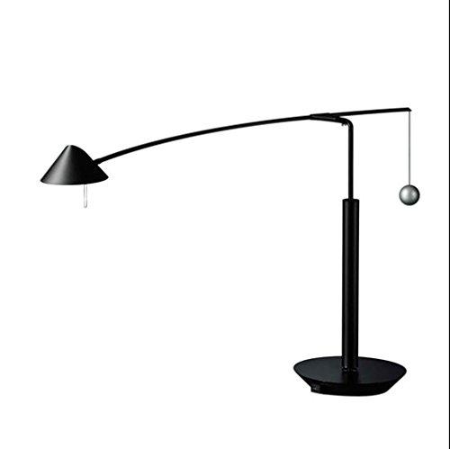 Semplice creativa moderna da tavolo in metallo regolabile Lampada Soggiorno Camera da letto Ufficio Gallery Bar Studio Studio hotel comodino lampada di lettura - 55w Luce Singola