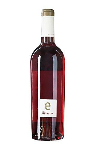 Binigrau e-Rosat, Vi de la Terra Mallorca - Mantonegro, Merlot 2016 Trocken. Roséwein aus...