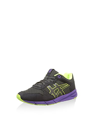ASICS Shaw Runner, Baskets Basses Femme Dark Grey