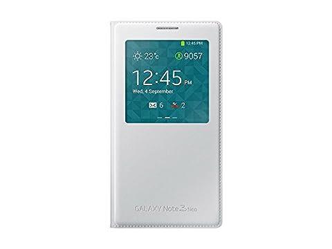 Samsung S View Cover Weiß EF-CN750BWEGWW für Samsung Galaxy Note 3 Neo