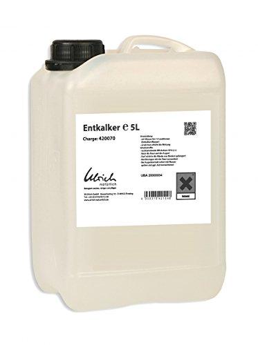 Preisvergleich Produktbild Entkalker flüssig 5 l - Ulrich natürlich