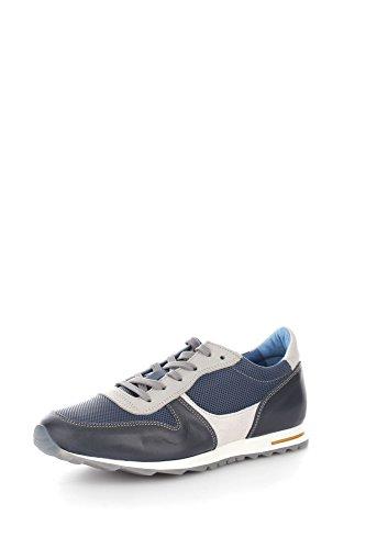 Lion 20921 Sneakers Uomo Pelle Navy/Bianco Navy/Bianco 41