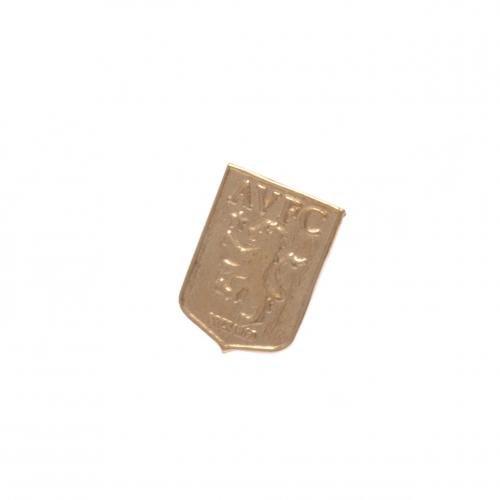9ct Gold Earring - Aston Villa F.C