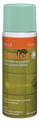 CUSTOM BUILDING PRODUCTS TLAGSRA15Z 15 oz Spray Grout Sealer by Custom Building Products