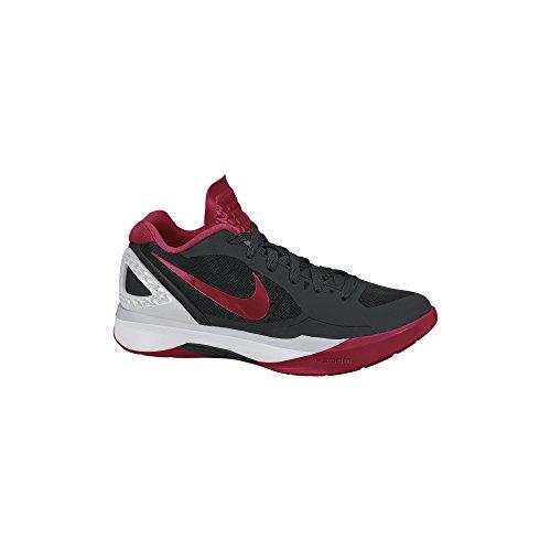 New-Nike-Volley-Zoom-Hyperspike-Schwarz-rot-6