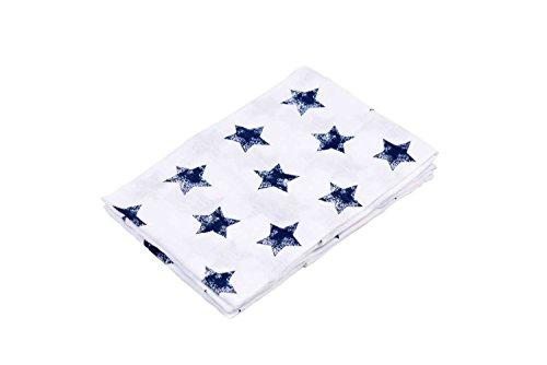 Haton Estrellas - Pack de 3 muselinas