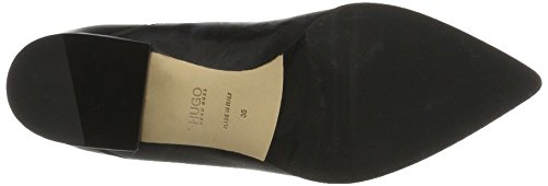 Hugo Mimosa-n 10199300 01, Stivali Chelsea Donna Nero (Black)