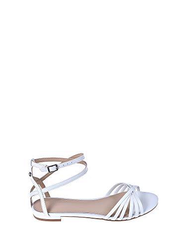 Guess FL6RZE LEA03 Sandalo Donna Bianco 39