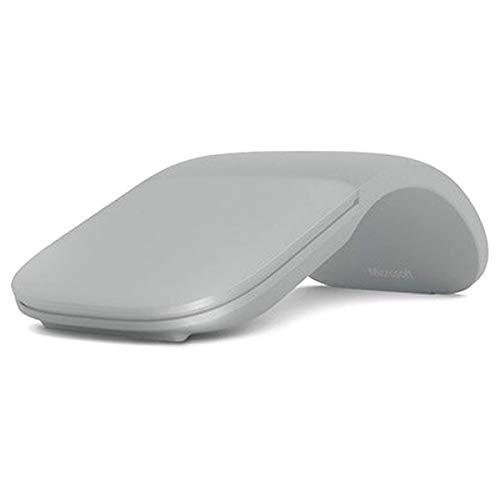 Price comparison product image MS Surface Arc Mouse Bluetooth Commercial SC Hardware Light Grey (It) (PL) (Pt) (ES)