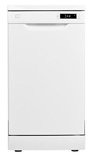 MEDION MD 37187 Geschirrspüler, Fassungsvermögen: 9 Maßgedecke, 6 Reinigungsprogramme, LED Display, Kindersicherung, Dualzonen Spülgang,...