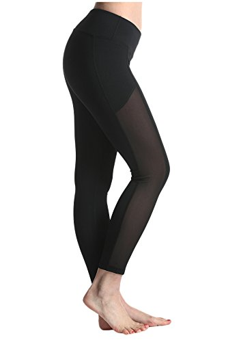 lotus-instyle-womens-mesh-panels-stretchy-workout-sports-gym-yoga-leggings-ninth-pants-s-black3