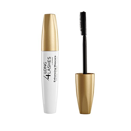 Long 4lashes Nutriente per ciglia crescita Mascara con BIOTINA e Acido Ialuronico 10 ML