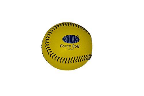 Wilks Storm - Pelota de sófbol /(29,21 cm/), blanco Wilks Softball ...