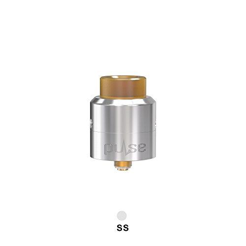 100{eae98a9736dfb6fc93a49bcdbb4790e78cb9ba47993fd0135329baee9716c881} Original Vandyvape Pulse 24 BF RDA Tank-Ohne Nikotin Ohne Tabak (Silver)