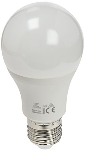 LYO Estándar LED SMD con Sensor Crepuscular Fría Integrado, Blanco, 6 x 11.5 cm