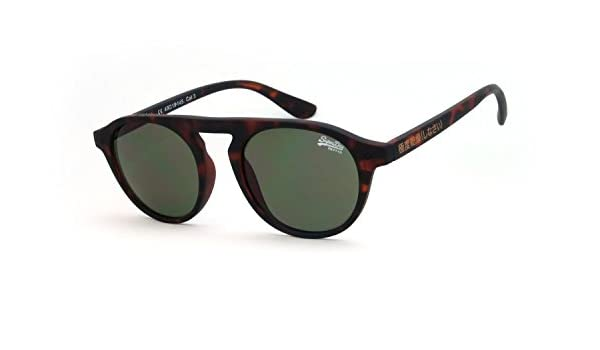 Superdry SDS Palmsprings 102 Sonnenbrille in havanna 49/19 Ukwqu4M