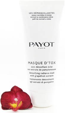 Payot Les Demaquillantes Masque DTox Detoxifying Radiance Mask - For