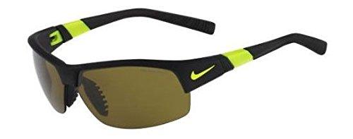 Nike Show X2 Reflective Sunglasses Mens Matte Black Mens Matte Black