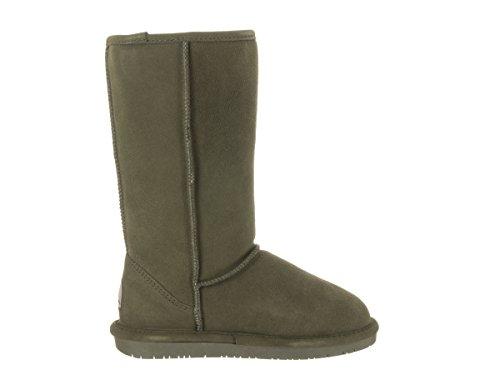 Bearpaw Emma Tall Ankle, Bottes femmes Olive