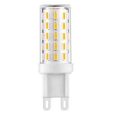 3W LED Doppel-Pin Leuchten T 54 SMD 4014 360-390 lm Warmes Weiß Natürliches Weiß Weiß Dekorativ V 1 Stück , natural white