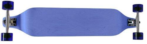 Moose Elch 101,6x 20,3cm Drop Down Ahorn komplett blau