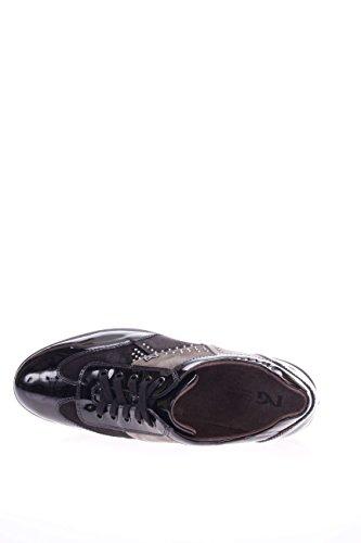 Noir jardins Femme Noué fonds Zeppa a616852d-100Noué fond de chaussures de sport Noir
