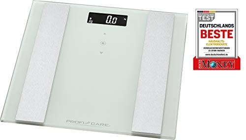 ProfiCare PW 3007 - Báscula baño digital análisis