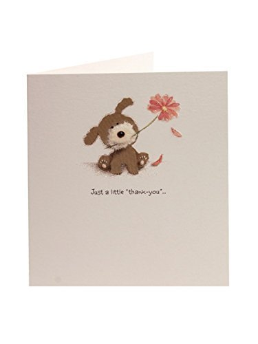 ou Card With Glitter Detail by Party Supplies Online ()