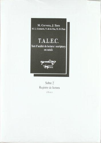 Material Talec 2 por Josep Toro