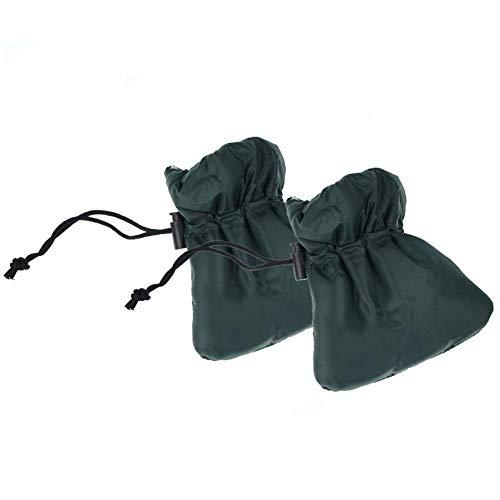 szyzl88 Wasserhahn Handschuh Schutz Antifreezing Frost Jacke Wasserhahn Abdeckung Isoliert Garten Outdoor Winter Außen Nylon Thick2pcs - 2 Stück, Thick - Nylon-isolierte Jacke