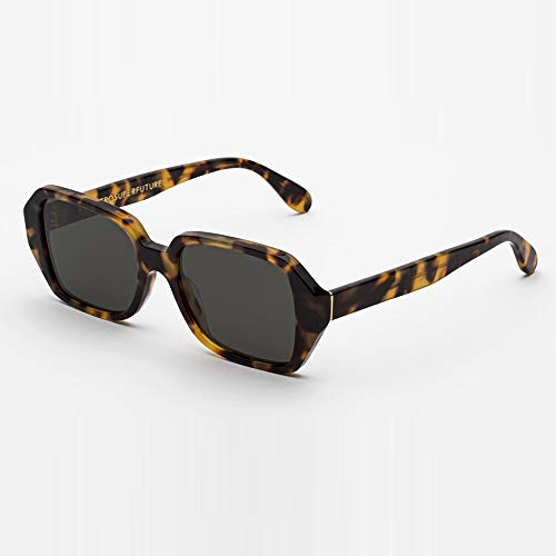Sunglasses Super By Retrosuperfuture LIMONE Cheetah THG Amber Turtle 52 18 145 NEW