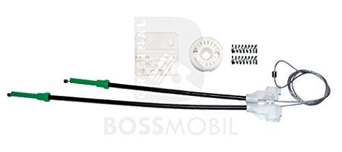 Bossmobil Land Rover FREELANDER (LN) (Soft Top), Trasero izquierdo, kit de reparación de elevalunas eléctricos