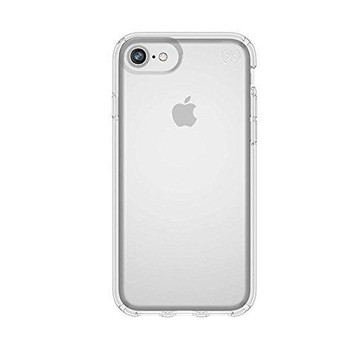 Speck Presidio Clear Schutzhülle für iPhone 8/7/6/6s - Transparent