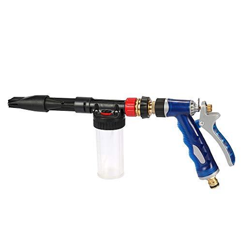 Walmeck Auto Waschmaschine Wasser Beruf Foamaster Maschine Wasser Shampoo Sprayer Autowäscher Hochdruck Schnee Schäumer