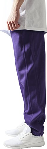 Urban Classics Herren Sporthose Sweatpants Violett