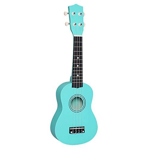 Noblik 21 Pollice Small Acustica Soprano Ukulele Ukulele nel Tiglio Colorato per Principianti Guitar Learner Verde Cheap Uku