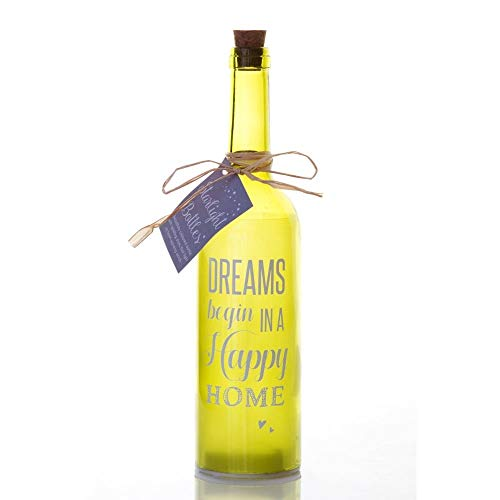 Boxer Gifts Happy Home - Starlight Flasche, Grün -