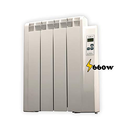 Farho Radiador Electrico Bajo Consumo 1330 W Tessla