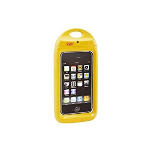 Aryca protective case for iPhone / HTC / Nokia yellow