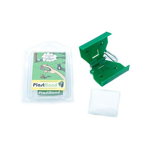 PlastHand Recogedor de Excrementos para Perros Mano de Plástico Recogedora de Excrementos Fabricado en España