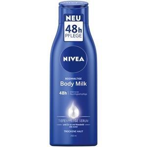 Nivea Körperpflege Body Lotion und Milk Reichhaltige Body Milk 75 ml