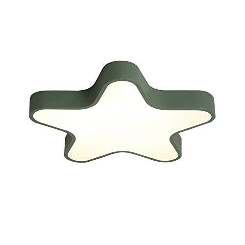 DLINMEI Pentagram Unterputz Deckenleuchte, Oil Rubbed Bronze, Energy Star, Dimmbare LED Deckenleuchte -