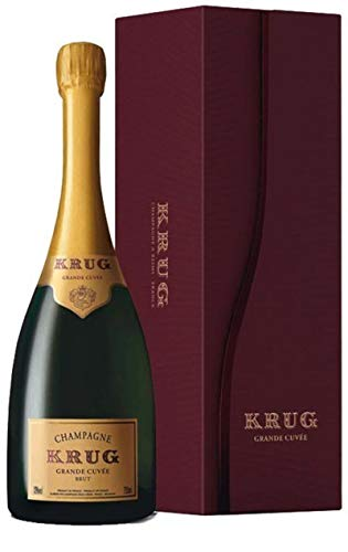 Krug - Champagne Grande Cuvee Astucciato 0,75 lt.