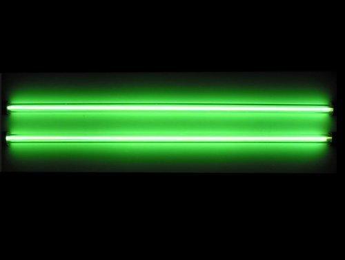 iMBAPrice? 12 Cold Cathode Case Lights - 2 Piece (Green) with Inverter Kit by iMBAPrice Cathode Light Kit