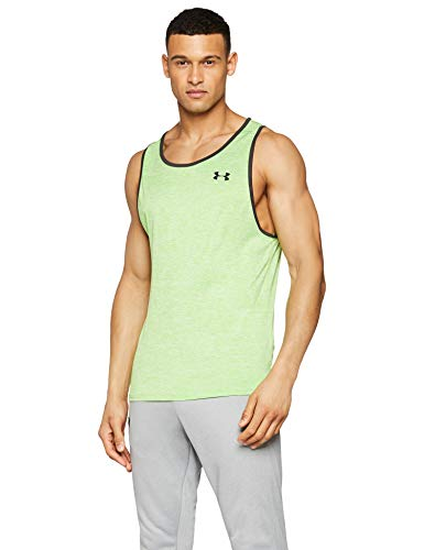 Under Armour Herren UA Tech 2.0 Tank Grün, MD - Tank-top