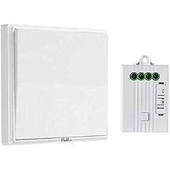 Swell Acegoo Wireless Lights Switch Kit No Wiring No Battery Quick Wiring Digital Resources Skatpmognl